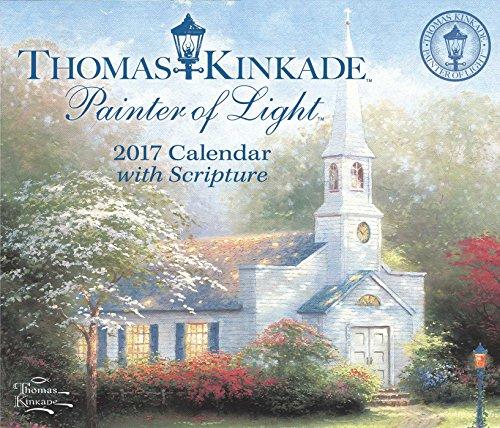 Top thomas kinkade 2018 calendar scripture for 2021
