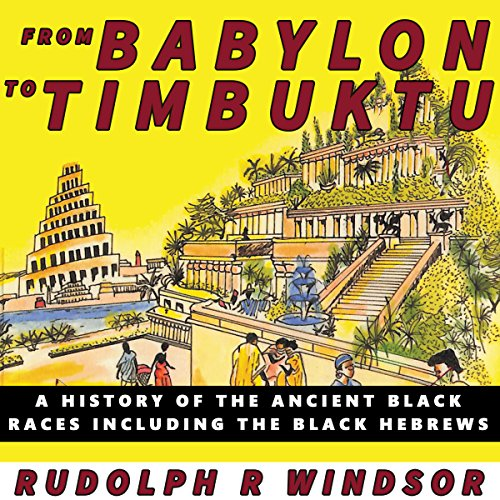 From Babylon to Timbuktu audiobook cover art