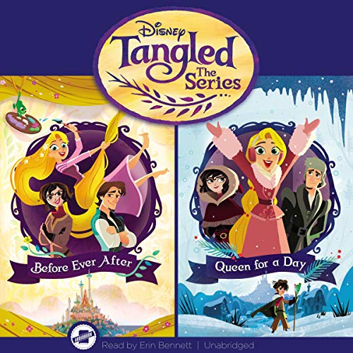 Tangled: The Series cover art
