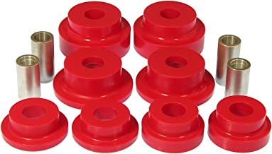 Prothane 7-142 Red Rear Subframe Bushing Kit