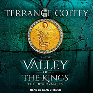 Valley of the Kings: The 18th Dynasty cover art