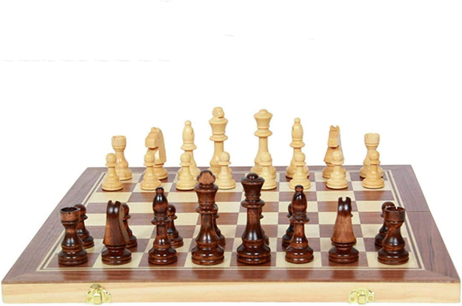ZHZHUANG Sales Chess Set, Board Set,Wood 2021new shipping free Set Game of I