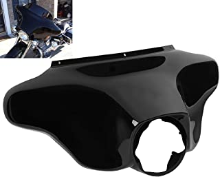 TCMT Glossy Outer Batwing Fairing Fits For Harley Touring Road King Electra Street Glide