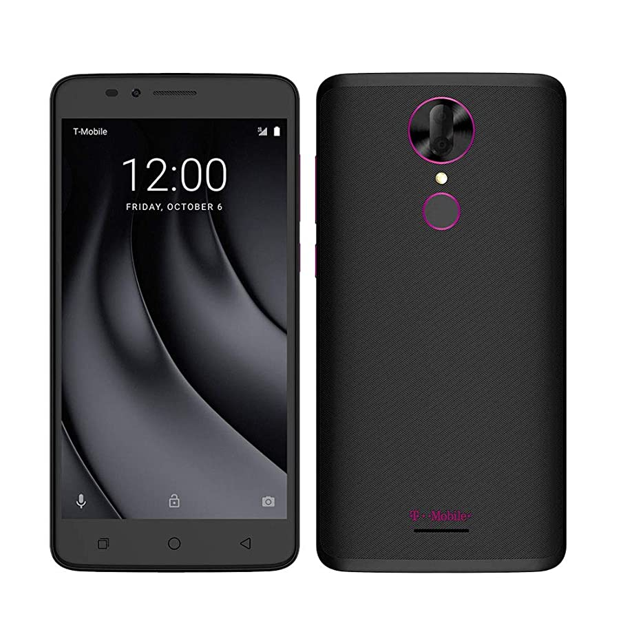 Coolpad REVVL Plus C3701A GSM Unlocked cellphone 32GB - Black