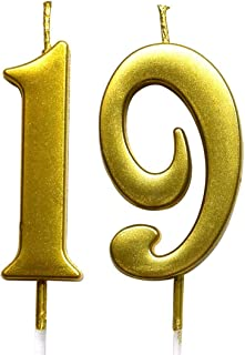 Best 19 birthday candles Reviews