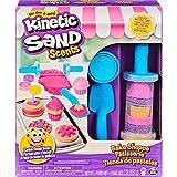 Kinetic Sand Bäckerei-Spielset mit Duftsand, 454g