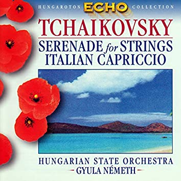 Tchaikovsky: Serenade for Strings / Capriccio Italien