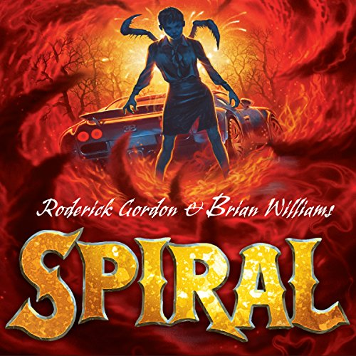 Spiral audiobook cover art