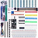 ELEGOO Kit Mejorado de Componentes Electrónicos con Módulo