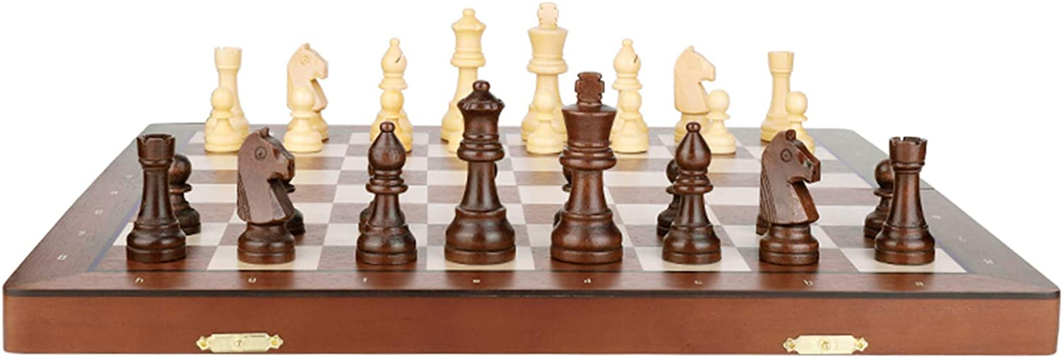Chess Set Games Foldable Box Travel Adults Super special price Kids Ranking TOP1 Board Portable