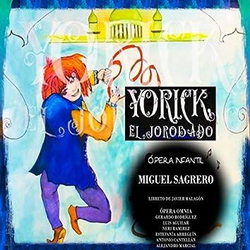 M. Sagrero: Yorick, El Jorobado