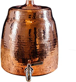 sertodo copper water dispenser