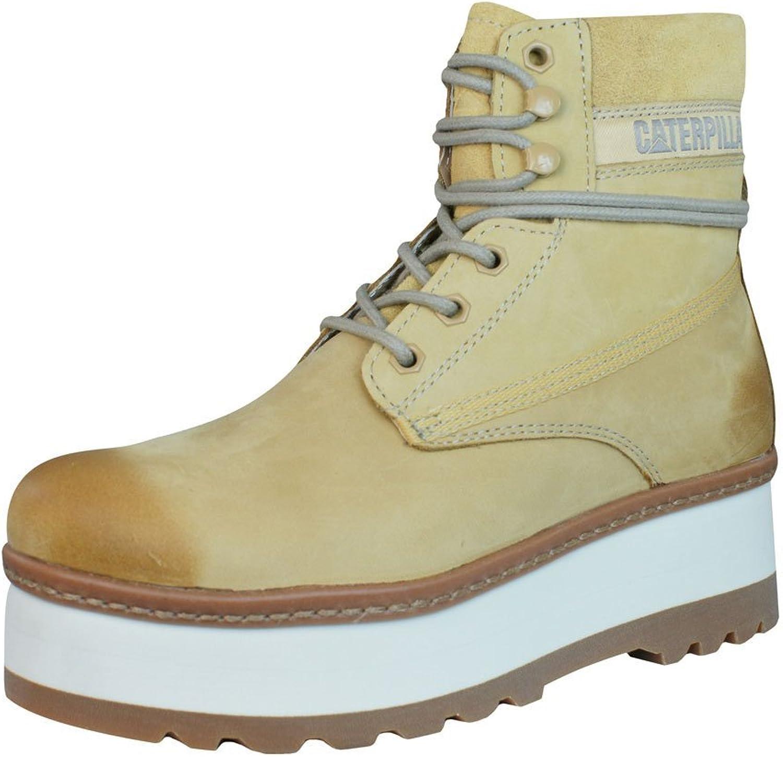 Caterpillar colorado Burnish Brights 6  Womens Leather Boots