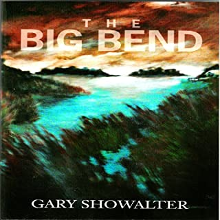 The Big Bend audiobook cover art