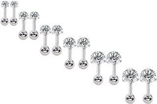 Best surgical steel helix earrings uk Reviews