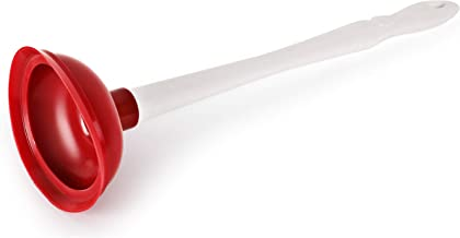 Cello Kleeno Max Multifunctional Plunger (Red)