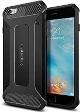 Spigen Rugged Capsule Designed for Apple iPhone 6S Plus Case (2015) - Black