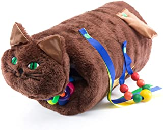 Twiddle Chocolate Brown Cat Sensory Toys for Autistic Children, Dementia, and Alzheimers Patients   Fidget Toys for Therapy and Anxiety Relief