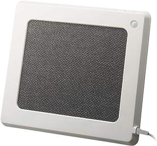 ドウシシャ 足元パネルヒーター 人感センサー付き ホワイト ピエリア PHT-0051JWH