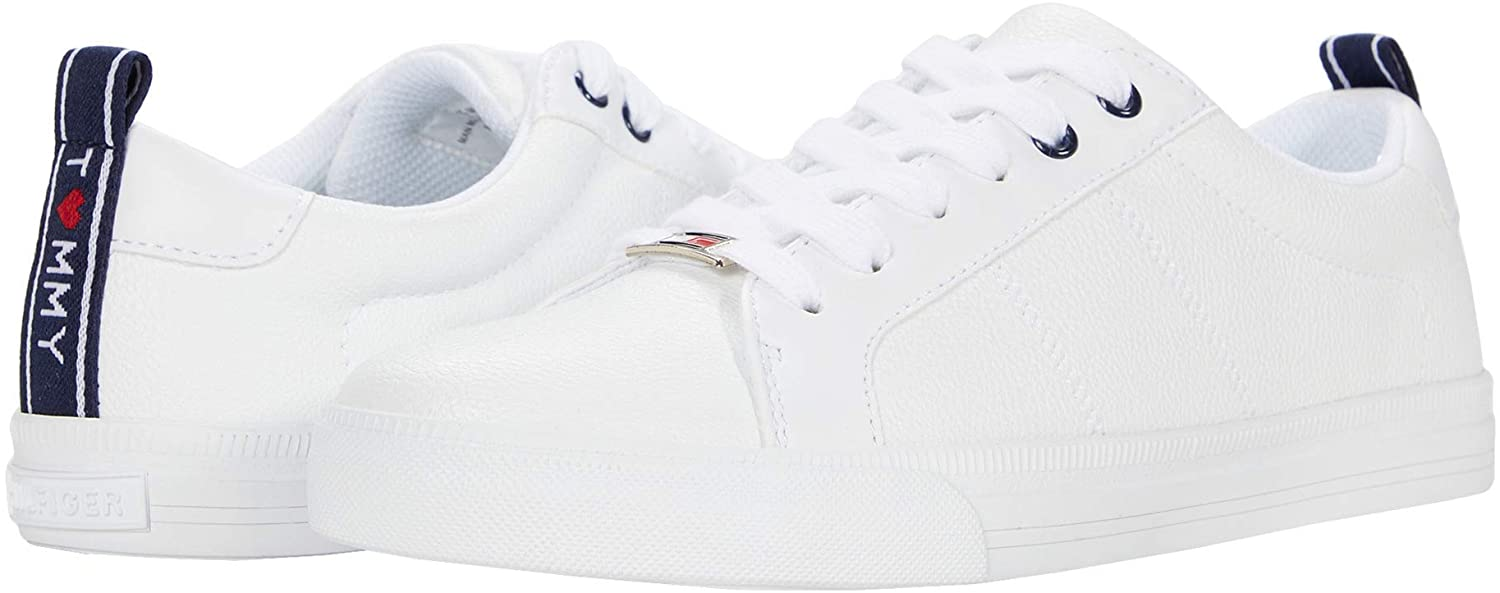 Choice Tommy Hilfiger Lila Lace Up for Sneaker Popular product Women