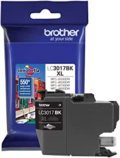 Brother LC3017BK High Yield Black Ink Cartridge