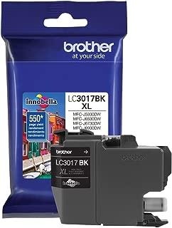 Brother LC3017BK High Yield Black Ink Cartridge
