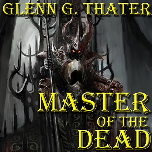 Master of the Dead audiobook cover art