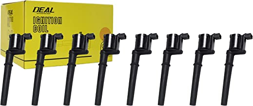 DEAL Set of 8 New Ignition Coils on Plug Pack Fit Avanti/Ford/Lincoln/Mercury V8 DG512