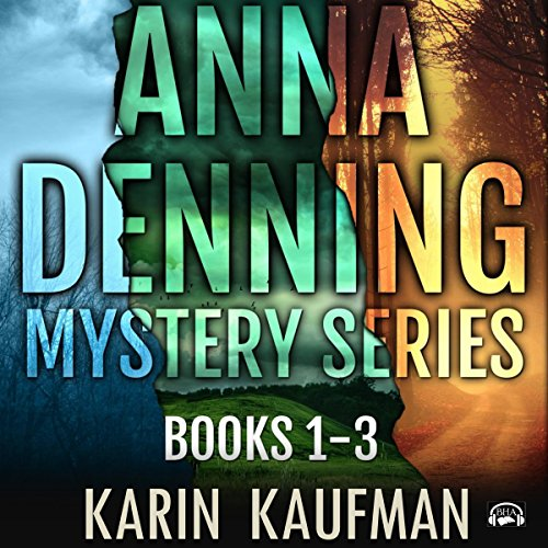Anna Denning Mystery Series Box Set: Books 1-3 cover art