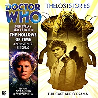 Doctor Who - The Lost Stories - The Hollows of Time audiobook cover art