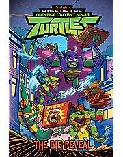 Rise of the Teenage Mutant Ninja Turtles: The Big Reveal (Teenage Mutant Ninja Turtles: Rise of the TMNT) (English Edition)