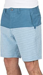 "Volcom Men's in SNT 20Blck Surf Short Boardshort Turquoise Shorts, Men, in SNT Blck 20"" Surf Short Herren Kurze Hose, Boa..."