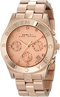 Marc by Marc Jacobs Dress Watch For Women Analog Stainless Steel - MBM3102