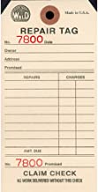 product image for Wald Repair Tags - Box of 500