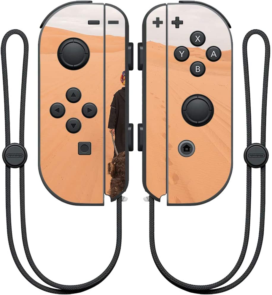 MightySkins High order Skin Compatible with Nintendo Controller - NEW Joy-Con L