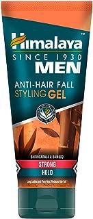 Himalaya Men Anti Hairfall Styling Gel, Strong Hold, 100ml