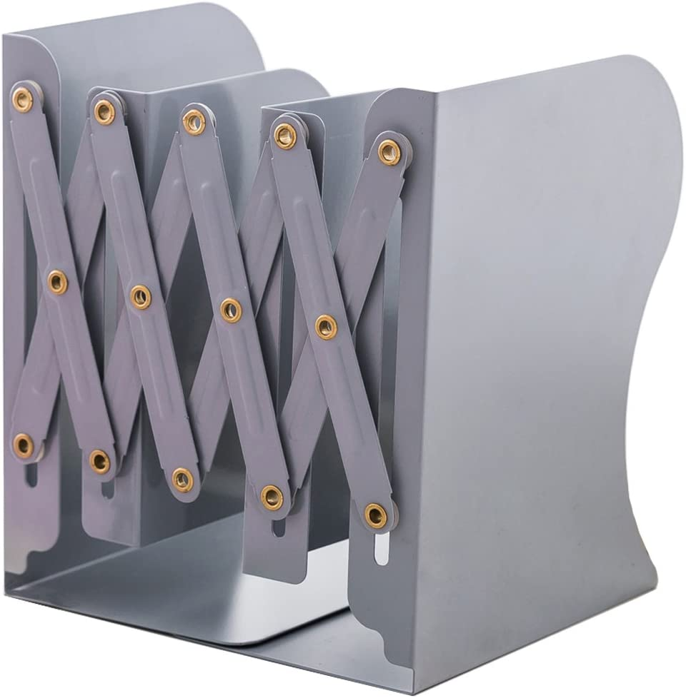 Direct sale of manufacturer JIARI Simple Nature Style Gray Decorative Ho Iron Bookends Max 63% OFF Metal