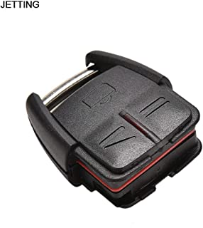 JETTING 2016 3 Buttons Remote Key Fob Cases Shell Repair Kit for Vauxhall Opel Astra Vectra Zafira