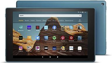 """Fire HD 10 Tablet (10.1"""" 1080p full HD display, 32 GB) – Twilight Blue"""