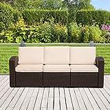 Zoom IMG-1 outsunny divano a 3 posti
