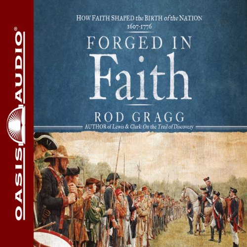 Forged in Faith audiobook cover art