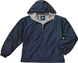 charles river rain jacket youth