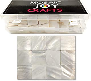Best mother of pearl pieces for crafts Reviews