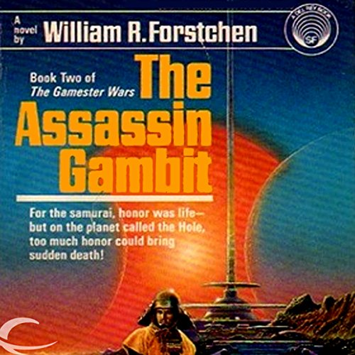 The Assassin Gambit cover art
