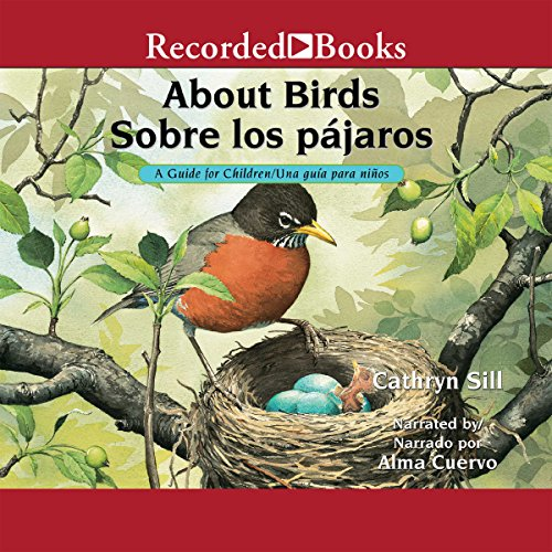 About Birds [Sobre los pajaros] audiobook cover art