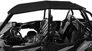 Polaris RZR Aluminum Roof for 4 Seat RZR 1000, 900, TURBO (Black)