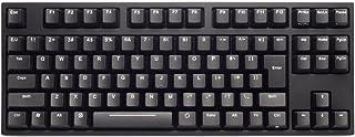 ARCHISS ProgresTouch TKL ワイヤーキープラー付 日本語91キー 二色成形 PS/2&USB CHERRY静音赤軸 テンキーレスキーボード AS-KBPD91/SRBKNWP