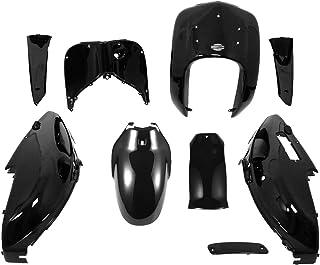 バイクパーツセンター 外装セット ブラック ホンダ ジョーカー50/90 3041