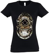 Urban Backwoods Diver Helmet Women T-Shirt