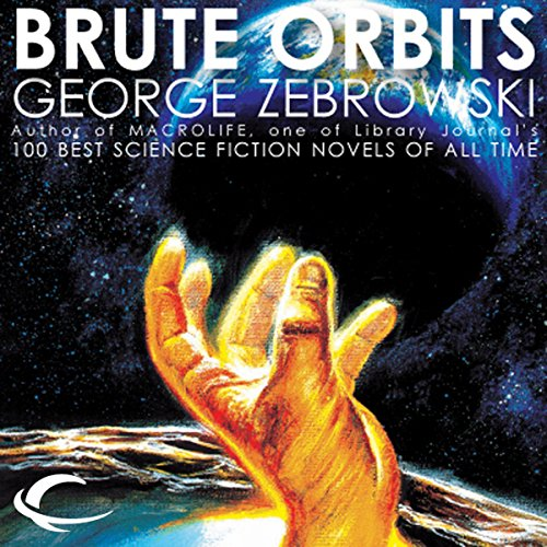 Brute Orbits audiobook cover art